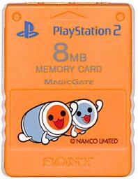 PS2 Premium Series 太鼓の達人 メモリーカード【8MB】専用ケースなし【中古】プレイステーション2 プレステ2
