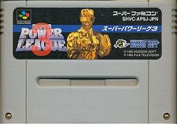 SFC スーパーパワーリーグ3 (ソフトのみ)【中古】スーパーファミコン スーファミ