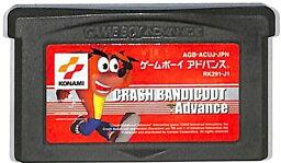 GBA クラッシュ・バンディクー アドバンス (ソフトのみ) ゲームボーイアドバンス【中古】