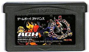 GBA アドバンス ガーディアンヒーローズ (中古・ソフトのみ)