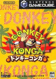 【GC】ドンキーコンガ ゲームキューブ【中古】