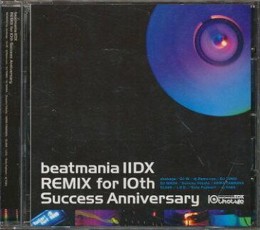 『CD』 ビートマニア 2DX リミックス for 10th サクセス アニバーサリィ 【中古】