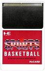 【PCE Huカード】 TVスポーツ バスケットボール (ソフトのみ)【中古】