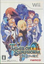 【Wii】テイルズ オブ シンフォニア ラタトスクの騎士 (ケース・説あり)【中古】