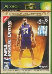 【Xbox】 NBA Inside Drive 2004 (Xboxワールドコレクション) 【中古】エックスボックス xbox