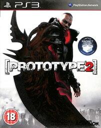 【PS3】 PROTOTYPE2 海外版 説明書なし 18才以上対象 【中古】プレイステーション3 プレステ3