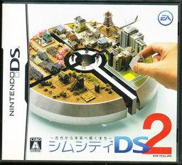 【DS】シムシティDS2 (箱・説あり) 【中古】DSソフト
