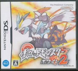 【DS ポケットモンスター ホワイト2 ポケモン (新品・未開封品)【中古】DSソフト