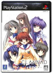 【PS2】CLANNAD クラナド 【中古】プレイステーション2 プレステ2