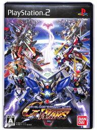 【PS2】SDガンダム Gジェネレーション ウォーズ 【中古】プレイステーション2 プレステ2