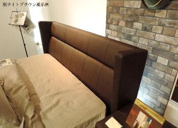 ドリームベッド/スタンテージ2501/セミダブル/レザーヘッドクッションタイプ/ノーマルタイプ/dreambed/フレームのみ/日本製/送料無料