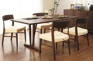 カリモク CT5325 DU5831 食堂椅子 食卓椅子 165サイズ ダイニング5点セット 本革張 選べるカラー 食卓セット ダイニングテーブル ナチュラルモダン 送料無料 karimoku 日本製