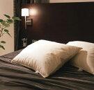 日本ベッド/リフワージュ/ダウンピロー/ハイタイプ/ソフトマクラ/まくら/枕/ふわふわとした高級感
