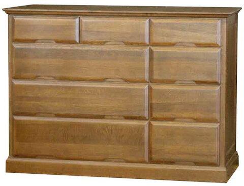 POLAポーラ/03106/120サイズ/ローチェストL120/引き出しドロアー/和タンス/箪笥/ナチュラル/起立木工/日本製/送料無料