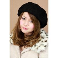 冬の人気ベレー帽