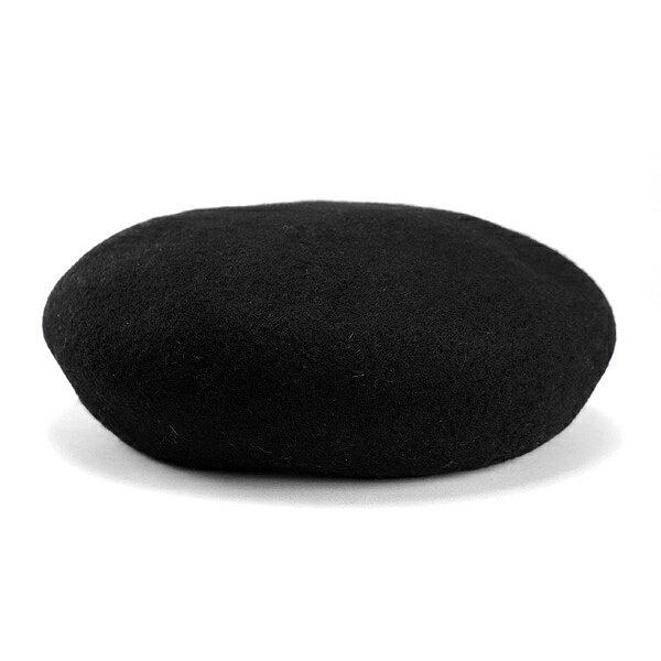 大きい国産ベレー帽
