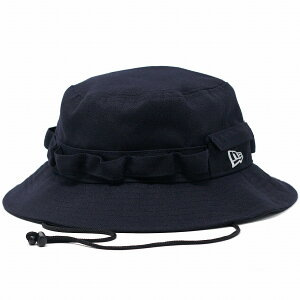 NEWERA GORE-TEX ハット Adventure ニューエラ 帽子 防水透湿性素材 ニューエラ ゴアテックス 帽子 アドベンチャーハット 紺 ネイビー[ adventure hat ]10代 20代 30代 ファッション ストリート メンズ コーデ ユニセックス