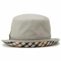 帽子ハットメンズダックスシンプルアルペンハットコットン/オリーブ(アルペンハットメンズアルペンハットぼうしメンズハットDAKS通販紳士帽子綿100%SS53.5cmS55cmM56.5cmL58cmLL59.5cm3L61cm大きいサイズ春夏ギフトプレゼント父の日母の日)