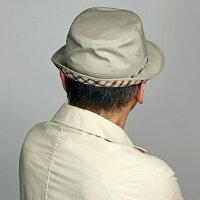 帽子ハットメンズダックスシンプルアルペンハットコットンオリーブ(メンズハットDAKS紳士帽子綿100%SS53.5S55M56.5L58LL59.53L61cm大きいサイズ夏洗える帽子夏日よけ50代60代70代ファッション通販大きめプレゼントぼうし)