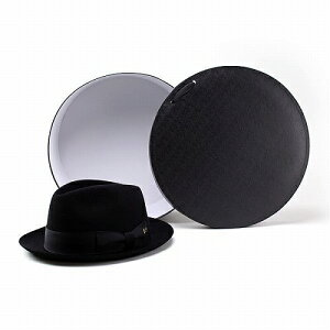 ボックス ストローハット 麦わら帽子 ファッション ストロー プレゼント おしゃれ