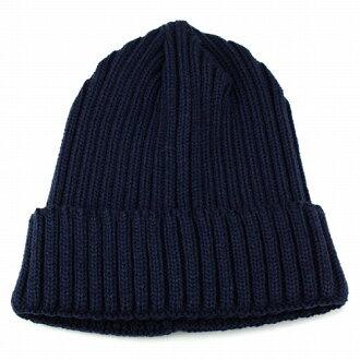 針織的帽子針織看帽子簡單在日本帽羊毛混合多色部署男式女式時裝海軍針織帽禮物聖誕秋冬 [帽子豆豆] (針織帽卡蒙帽針織帽子帽和中性的男朋友)