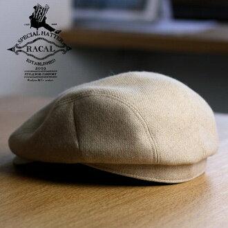 拉卡爾狩獵男人當地帽粗花呢鴨舌帽拉卡爾的簡單設計秋/冬象牙 (帽子男裝男式秋冬品牌帽子時尚禮品帽子) 常春藤帽