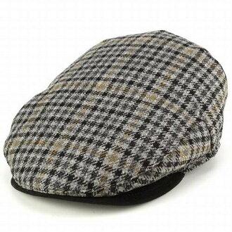 CHRISTYS 的倫敦狩獵男人的狩獵狩獵帽子男裝經典粗花呢羊毛布賴頓司機槍俱樂部檢查灰色常春藤鴨舌帽的佳士得倫敦秋冬英國帽子英國品牌