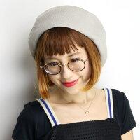 ベレー帽春夏帽子