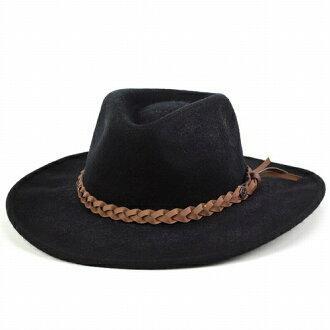 牛仔立領寬帽子男裝 petergrimm 西方帽子彼得嚴峻頭戴呢帽女士牛仔帽復古處理領寬感覺說自由的國度