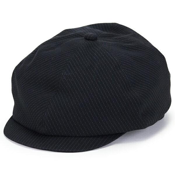 キャスケット春夏メンズステットソンキャスケット帽STETSON帽子日本製キャスレディースチェック柄6方ハンチングシンプルおしゃれ