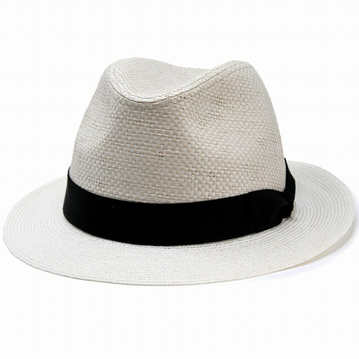 fc09dd0d2540c2 daks 帽子 メンズ ダックス ストローハット 無地 STETSON 中折れ ...