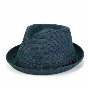 Bailey 春夏 中折れ帽 メンズ 帽子 ストローハット シンプル 無地 大きいサイズ M L XL 2XL ブレードハット 海外 ブランド ペーパー ハット ベイリー インポート 青 紺 ネイビー ブルーストーン[ straw hat ]