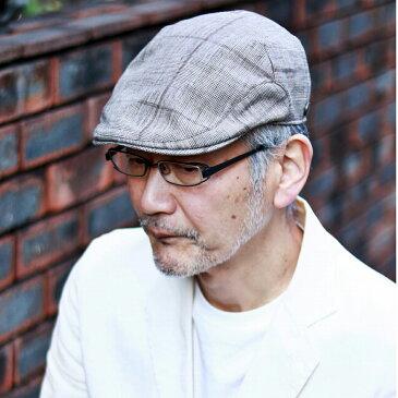 ハンチング メンズ チェック 日本製 大きいサイズ LL 3Lあり アイビーキャップ ロイヤル ステットソン イタリア産SOLBIATI社製 千鳥格子 ハンチング帽 紳士 ROYAL STETSON 帽子 春夏 グレンチェック 茶色 ブラウン[ ivy cap ]プレゼント 父の日 ギフト ラッピング無料