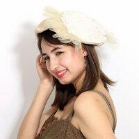 バラ色の帽子ベレー帽