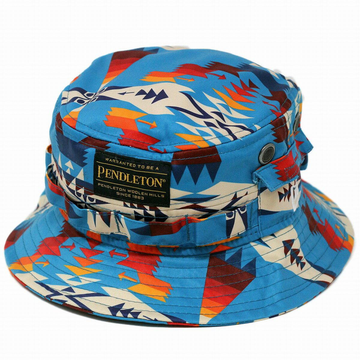 帽子, ハット  NEWERA PENDLETON adventure hat