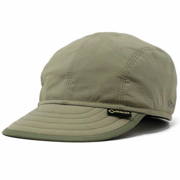 キャップUVカットゴアテックスキャンプキャップGORE-TEXメンズドイツブランドGottmann帽子UPF+40パッカブルレデ