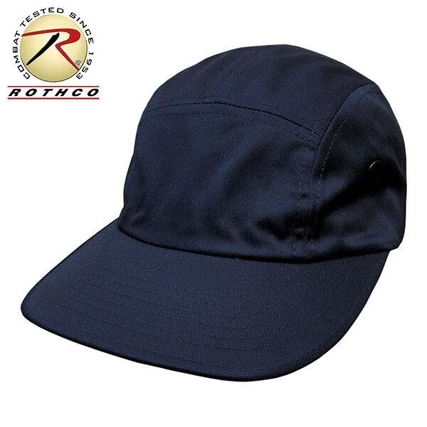 【ネコポス対応】 ROTHCO[ロスコ] キャンプキャップ - ネイビー ★ メンズ レディース 帽子 ジェットキャップ CAP P27Mar15