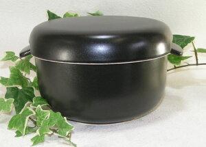 安心安全 鉛・カドニウム検査合格品セラミックおひつ(丸) 直火OK炊飯も可能!日本製