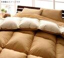 【送料無料】 敷き布団 入り 布団セット ダブル 10点セット 床畳用 羽根布団 布団