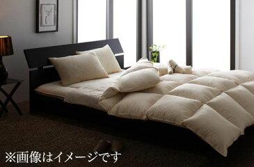 敷き布団 入り 布団セット シングル 羽根 羊毛混 8点セット 床畳用 布団