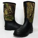 長靴 ネオプレーンラジアルブーツ(カモフラxブラック) FI...