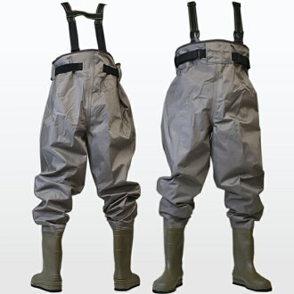 420D Waist high felt wader  X'SELL830