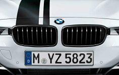 ��BMW������BMW3�����F30/31BMWMPerformance�֥�å������ɥˡ�������륻�å�(�����ʡ�����)������̵��������ȯ����ǽ(���Һ߸ˤξ���)
