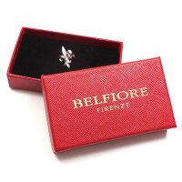 ベルフィオーレ:フルール・ド・リス紋章のシルバーピンブローチ