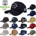 【クーポンあり】 ROUTE66 CAP ルート66 キャッ...