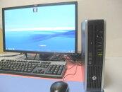 HP8200USi52.7GHz4GB160GBWINDOWS722インチセット【中古】【送料無料】【あす楽対応】