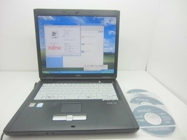 パソコン, ノートPC C8250 530 1.73GHz 40GB DVD XP3