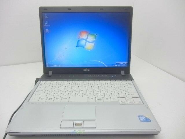 Windows7搭載 P750/A/ C2D 1.4GHz/2GB/160GB/マルチ/無線LAN 【中古】【送料無料】【あす楽対応】