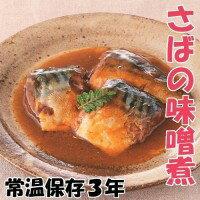 ※メーカー直送・同梱代引き不可 LL煮物 さばの味噌煮 120g 10個セット