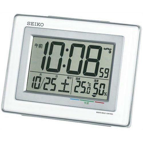 置き時計・掛け時計, 置き時計 SEIKO CLOCK SQ686W